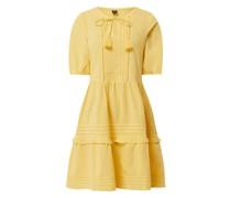 Kleid aus Bio-Baumwolle Modell 'Ibia'