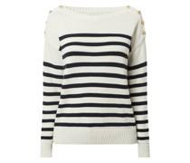 Pullover aus Bio-Baumwolle Modell 'Melly'