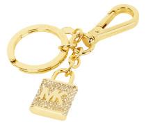 Schlüsselanhänger mit Zierstein