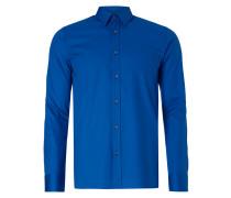 Extra Slim Fit Business-Hemd mit Stretch-Anteil