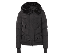 Queens 382 Funktionsjacke mit abnehmbarer Kapuze
