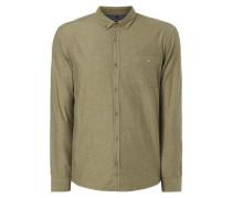 Tailored Fit Freizeithemd aus Baumwolle