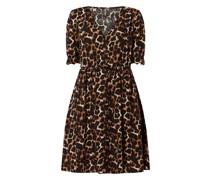 Kleid aus Viskose Modell 'Carla'