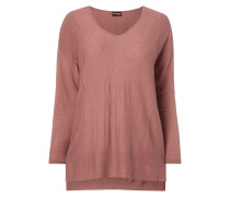 PLUS SIZE - Pullover aus Feinstrick
