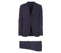 Anzug aus Schurwoll-Kaschmir-Mix