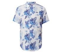 Regular Fit Leinenhemd