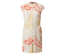 Blusenkleid aus Viskose