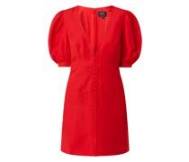 Kleid aus Leinen-Viskose-Mix Modell 'Talullah'