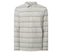 Regular Fit Freizeithemd aus Baumwolle Modell 'Lenny'