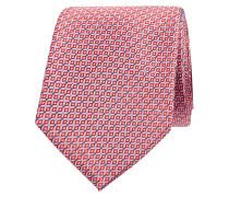 Krawatte mit strukturiertem Allover-Muster