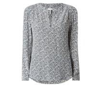 Blusenshirt aus Viskose Modell 'Citaube'