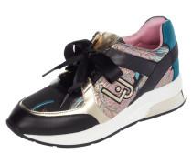 Sneaker Wedges 'Running Adriana' aus Leder