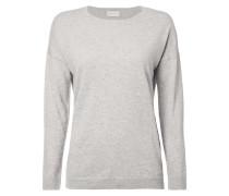 Pullover aus Baumwoll-Kaschmir-Mix