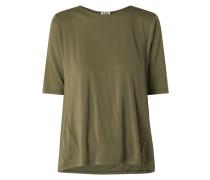 Blusenshirt mit überschnittenen Schultern Modell 'Venja'