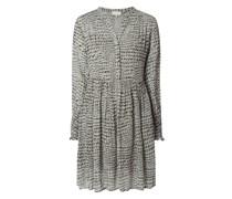 Kleid in Snake-Optik Modell 'Kira'