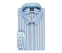 Regular Fit Freizeithemd aus Baumwolle Modell 'Lucas_53'