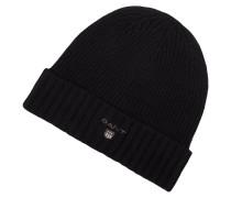Mütze aus Lammwoll-Baumwoll-Mix