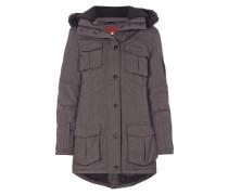 Schneezauber Jacke aus wetterbeständigem Material