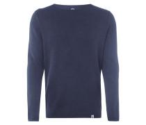 Pullover mit Wabenstrick