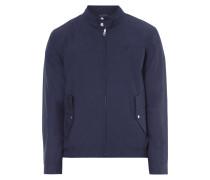 Jacke aus Baumwolle mit Stehkragen