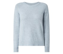 Pullover aus Wollmischung Modell 'Lulu'