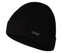 Mütze aus Schurwolle Modell 'Fati-P'
