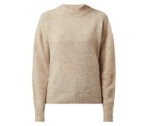 Pullover mit Alpaka-Anteil Modell 'Amara'