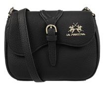 Crossbody Bag in Leder-Optik Modell 'Ethel'