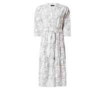 Kleid aus Bio-Baumwolle Modell 'Rosella'