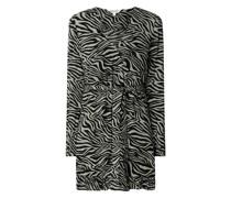 Wickelkleid aus Viskose