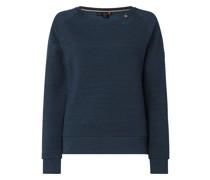 Sweatshirt mit Raglanärmeln Modell 'Johanka'