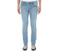 Tight	 Skinny Fit Jeans mit Stretch-Anteil