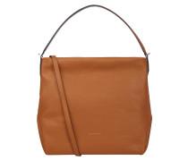 Iphigenie-Hobo Bag aus echtem Leder