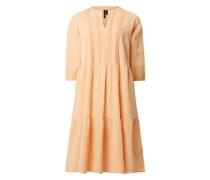 PLUS SIZE Kleid aus Bio-Baumwolle Modell 'Mana'