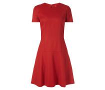Kleid mit tief angesetztem Rockteil
