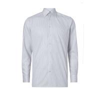 Regular Fit Business-Hemd mit Streifen-Dessin