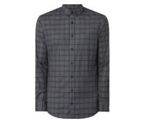 Slim Fit Business-Hemd mit Stretch-Anteil Modell 'Sopure'
