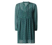 Kleid aus Chiffon Modell 'Milena'