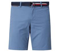 Chino-Shorts aus Baumwolle Modell 'Brooklyn'