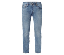 Stone Washed Original Fit Jeans
