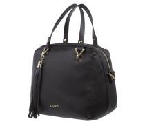 Handtasche mit Zierquaste