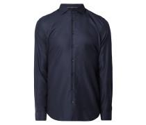 Modern Fit Business-Hemd aus Baumwolle