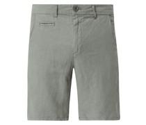 Shorts aus Leinen Modell 'Levy'