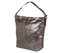 Hobo Bag in Metallicoptik