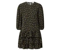 Kleid mit floralem Muster Modell 'Julika'