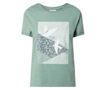 T-Shirt aus Bio-Baumwolle Modell 'Naalin'