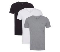 T-Shirt im 3er-Pack