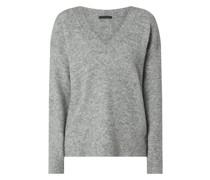Pullover mit Alpaka-Anteil Modell 'Linna'