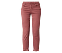 Straight Fit Jeans mit Stretch-Anteil Modell 'Kimberly'