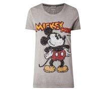 T-Shirt mit Disney©-Applikation
